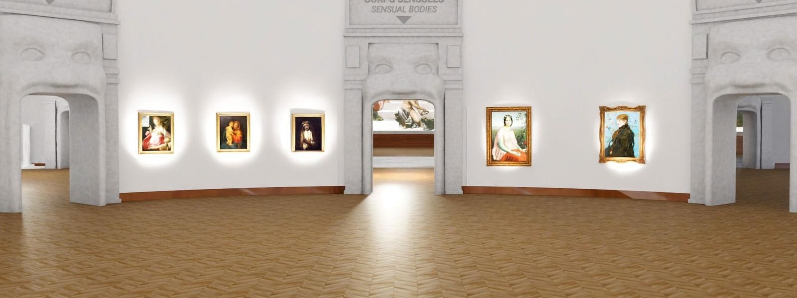 De la Renaissance au XXe sicèle, vue 01, ©UMA_0