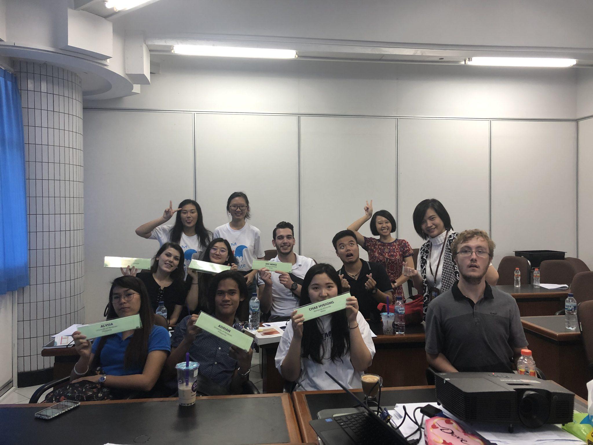 BIPA Intensive Class